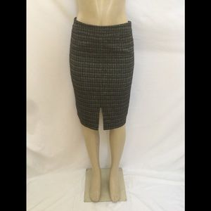 Trina Turk Los Angeles Size 4 Black/White Skirt